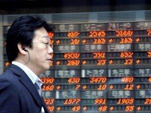 китайская биржа