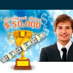 Конкурс оборот успеха в uTrader приз $ 50,000
