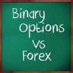Сравнение бинарных стратегий и стратегий Форекс