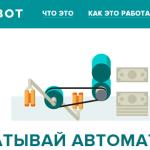 MoneyBot автоматическая торговля бинарными опционами