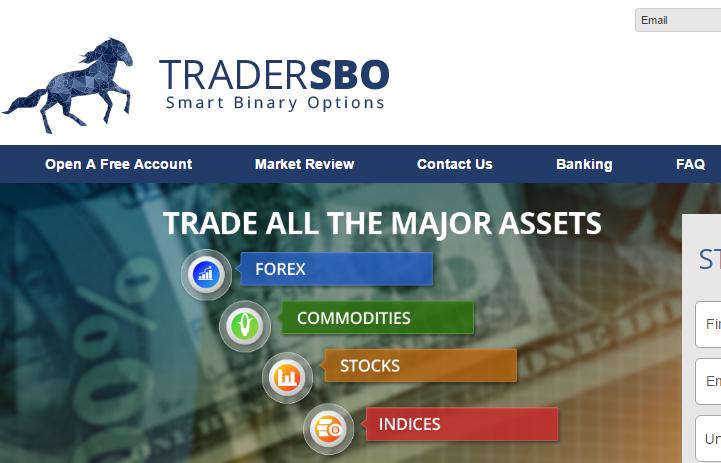 мошенник бинарные опционы tradersbo