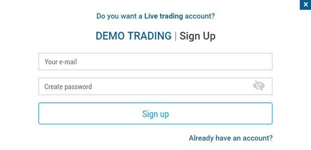 easymarkets.com демо-счет
